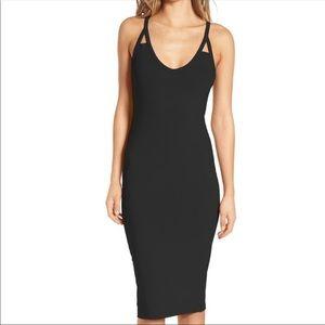 Leith Cutout Strap Dress